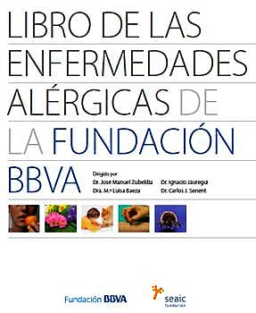 Portada del libro 9788492937158 Libro de las Enfermedades Alergicas de la Fundacion Bbva