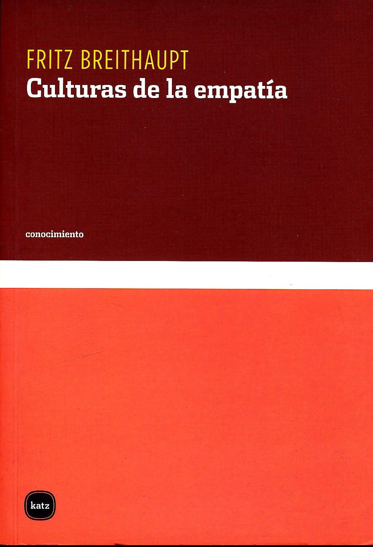 Portada del libro 9788492946365 Culturas de la Empatia
