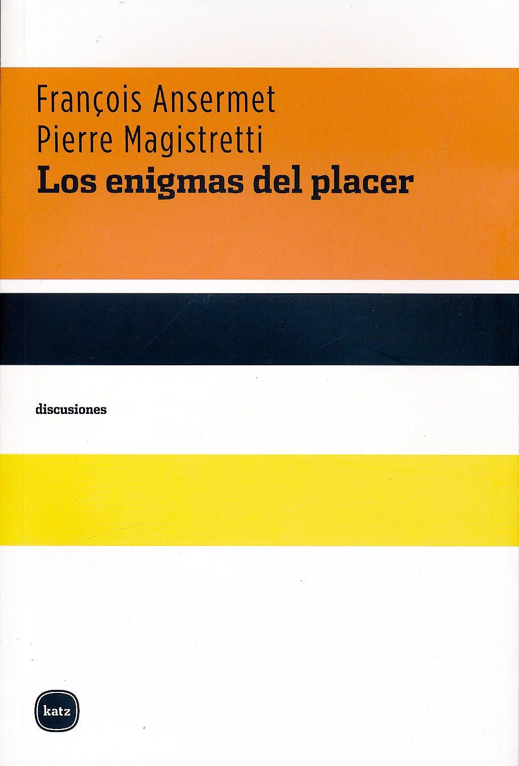 Portada del libro 9788492946372 Los Enigmas del Placer
