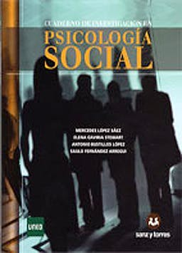 Portada del libro 9788492948192 Cuaderno de Investigacion en Psicologia Social + Cd-Rom