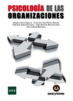 Portada del libro 9788492948574 Psicologia de las Organizaciones