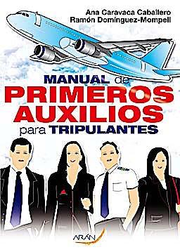 Portada del libro 9788492977123 Manual de Primeros Auxilios para Tripulantes