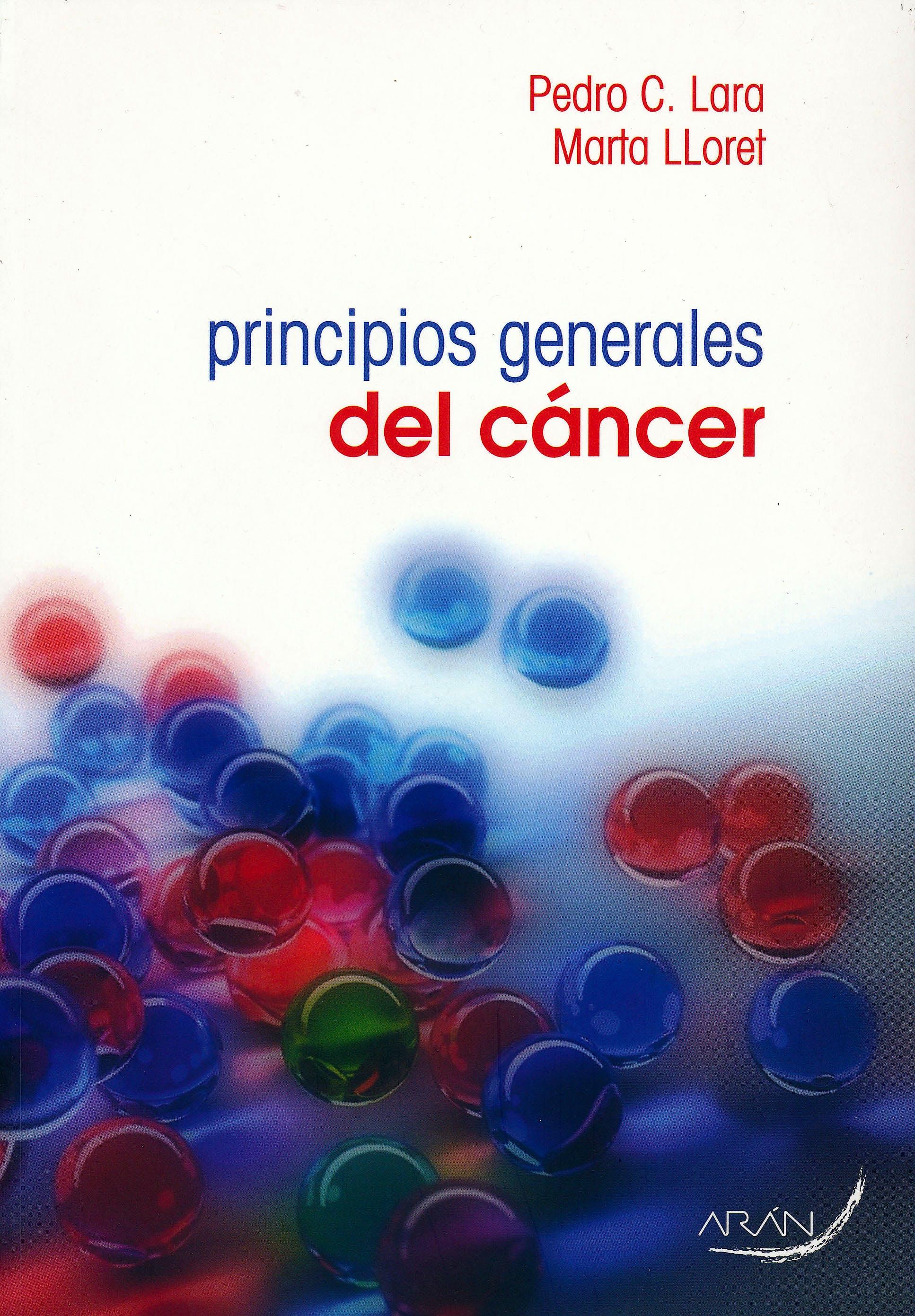 Portada del libro 9788492977383 Principios Generales del Cancer