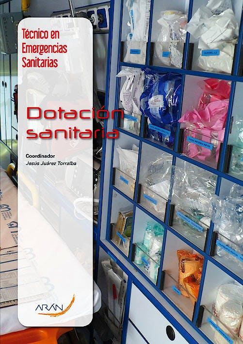 Portada del libro 9788492977475 Dotacion Sanitaria (Tecnico en Emergencias Sanitarias)