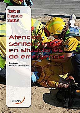 Portada del libro 9788492977482 Atencion Sanitaria Inicial en Situaciones de Emergencia (Tecnico en Emergencias Sanitarias)