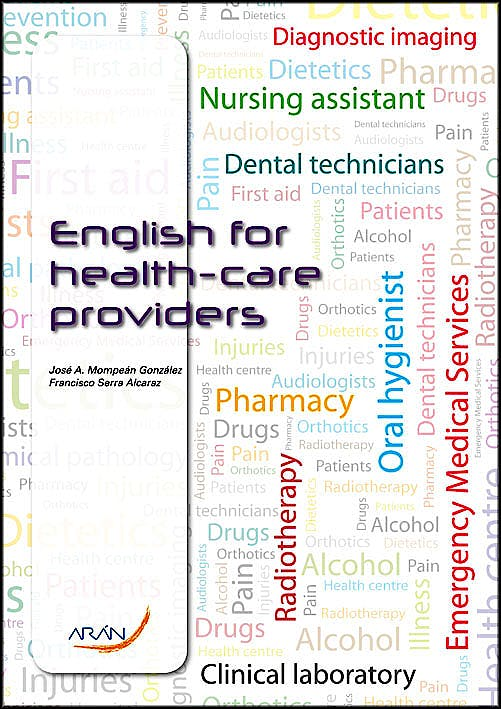 Portada del libro 9788492977550 English for Health-Care Providers