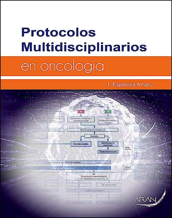 Portada del libro 9788492977840 Protocolos Multidisciplinarios en Oncologia