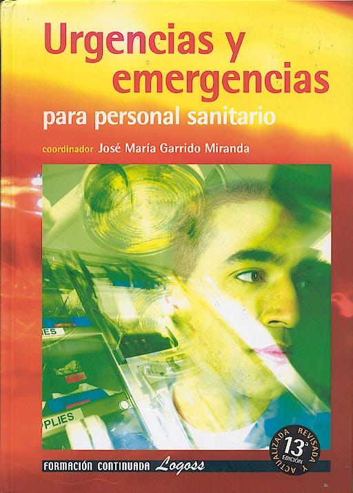 Portada del libro 9788493168438 Urgencias y Emergencias para Personal Sanitario
