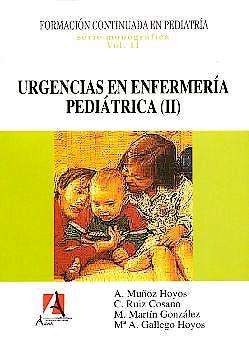 Portada del libro 9788493169565 Urgencias en Enfermeria Pediatria, T-2