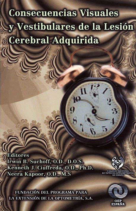 Portada del libro 9788493175368 Consecuencias Vestibulares de la Lesión Cerebral Adquirida