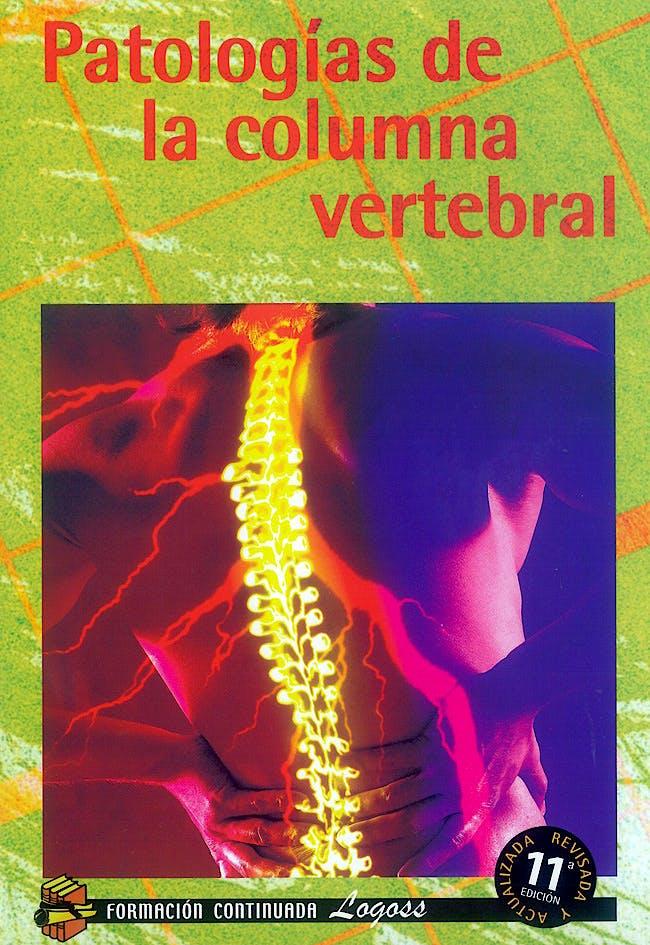 Portada del libro 9788493203542 Patologias de la Columna Vertebral