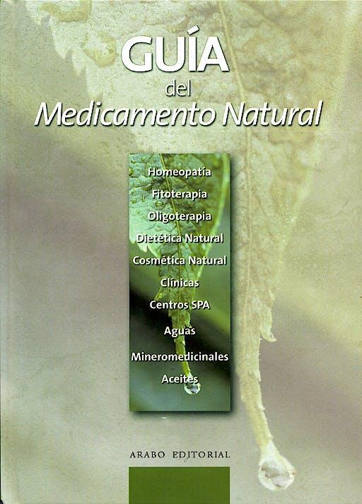 Portada del libro 9788493224004 Guia del Medicamento Natural