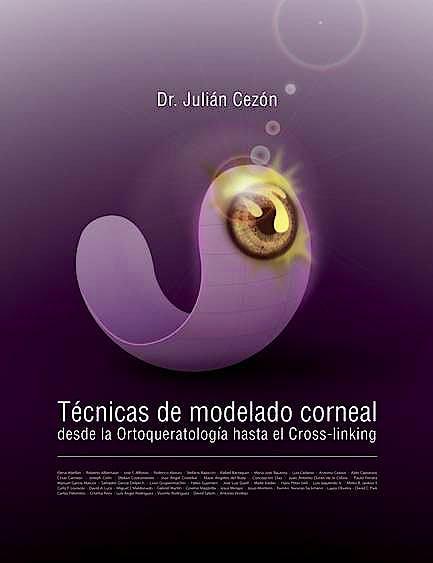 Portada del libro 9788493314477 Técnicas de Modelado Corneal. Desde la Ortoqueratología hasta el Cross-Linking
