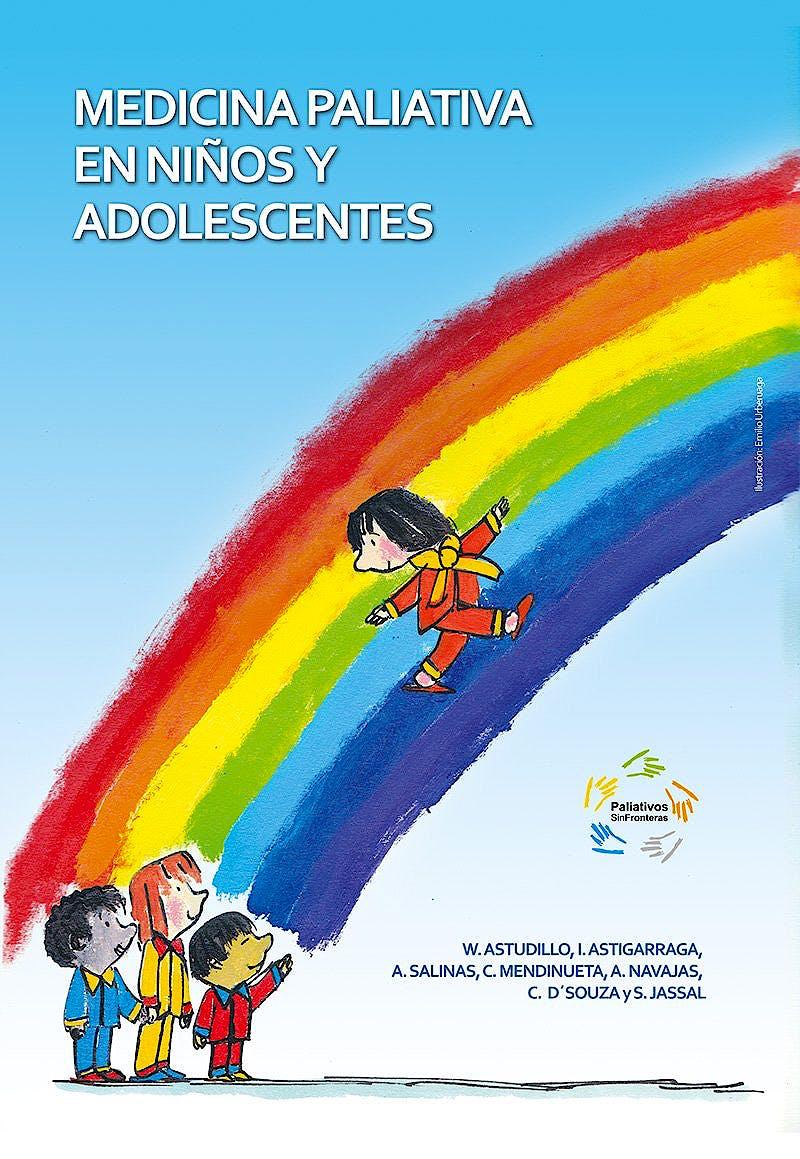 Portada del libro 9788493359676 Medicina Paliativa en Niños y Adolescentes