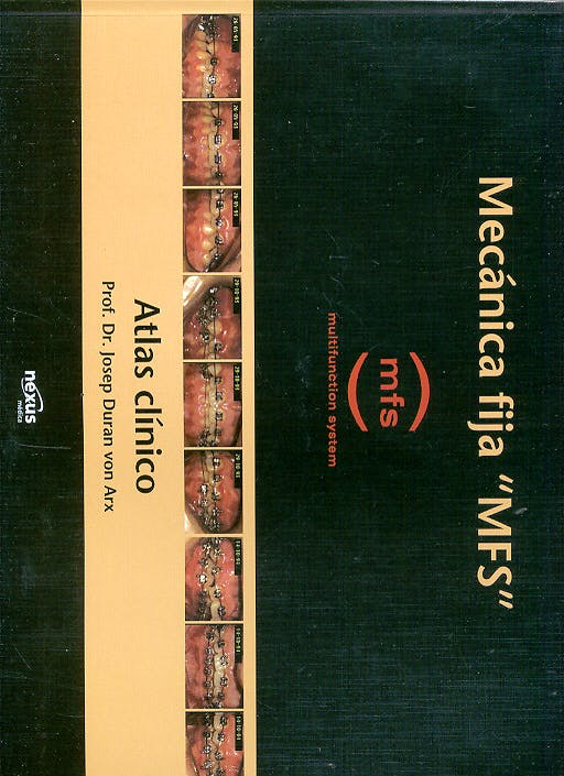 Portada del libro 9788493378530 Mecanica Fija Mfs - Multifunction System