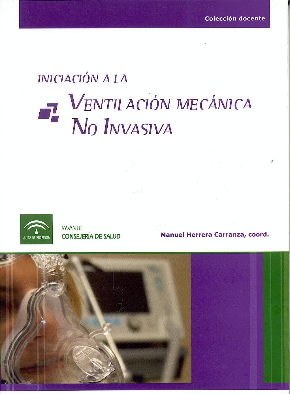 Portada del libro 9788493380069 Ventilación Mecánica no Invasiva