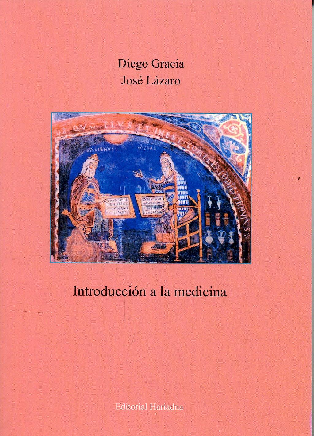 Portada del libro 9788493409449 Introducción a la Medicina