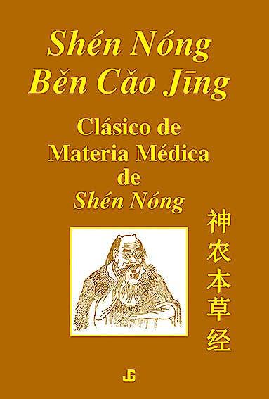 Portada del libro 9788493423995 Clásico de Materia Médica de Shén Nóng