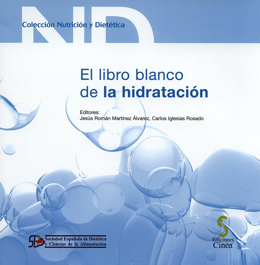 Portada del libro 9788493475994 El Libro Blanco de la Hidratacion