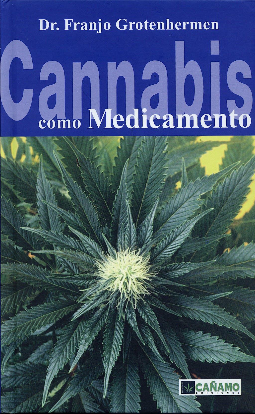 Portada del libro 9788493495015 Cannabis como Medicamento