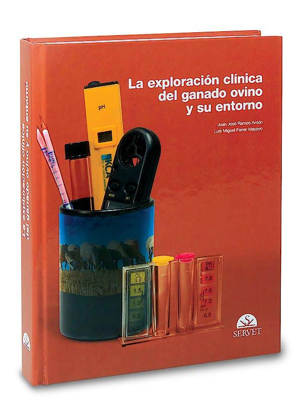 Portada del libro 9788493597108 Exploracion Clinica del Ganado Ovino y Su Entorno