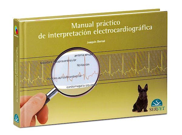 Portada del libro 9788493597191 Manual Practico de Interpretacion Electrocardiografica