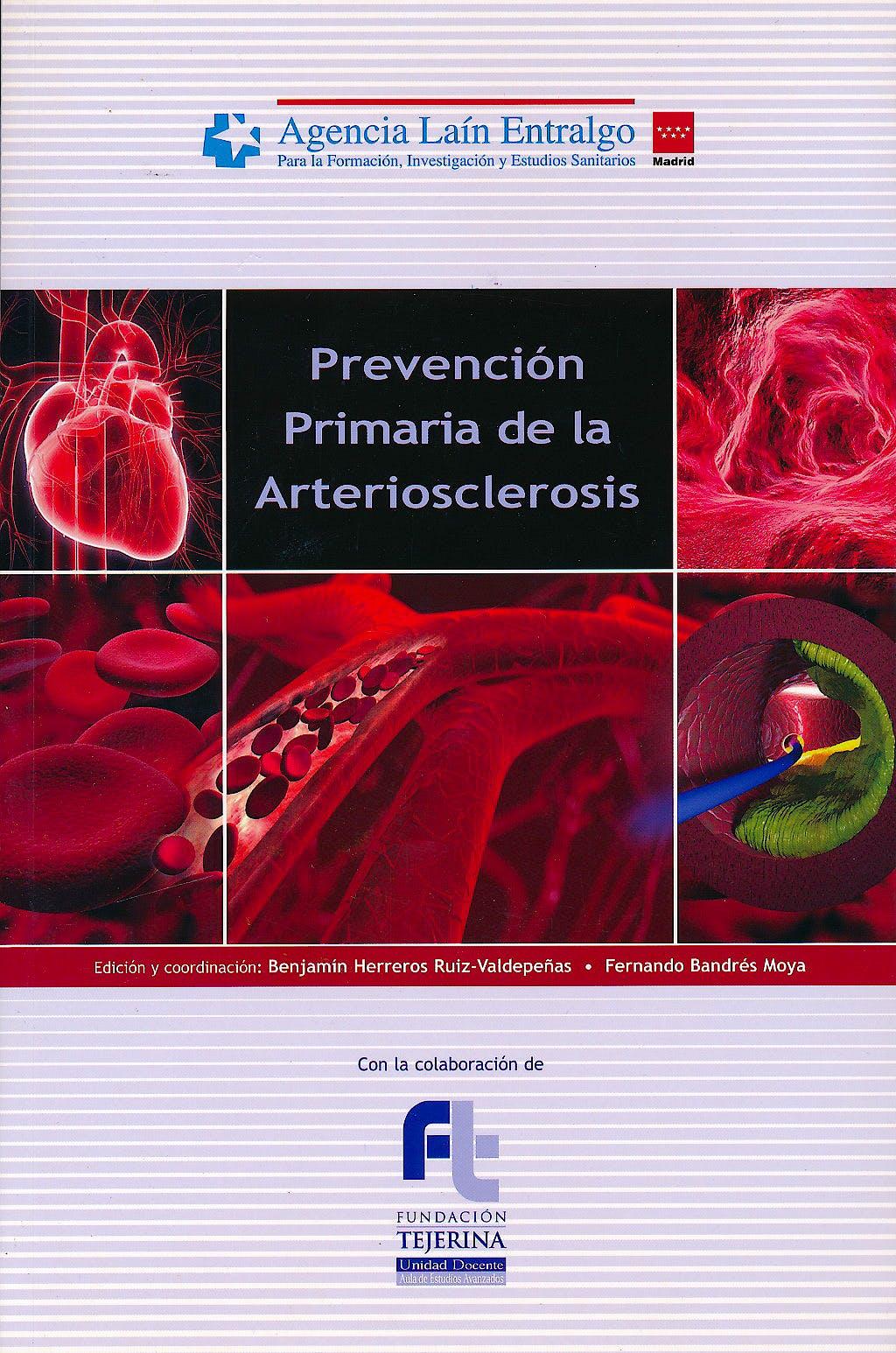 Portada del libro 9788493657796 Prevencion Primaria de la Arteriosclerosis