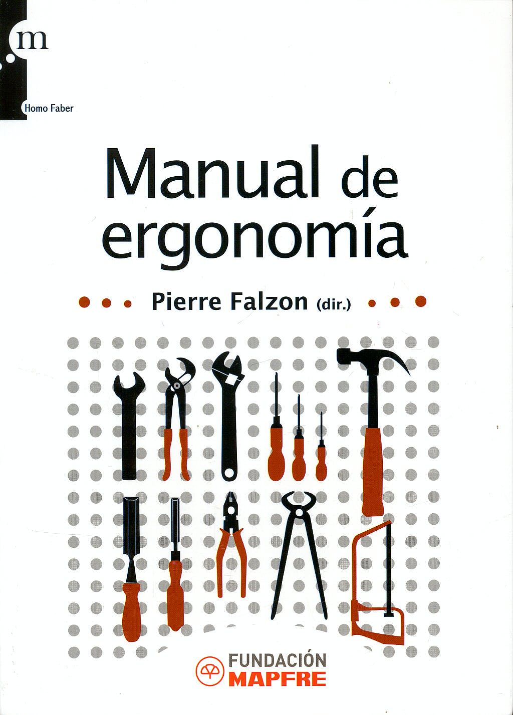 Portada del libro 9788493665562 Manual de Ergonomia