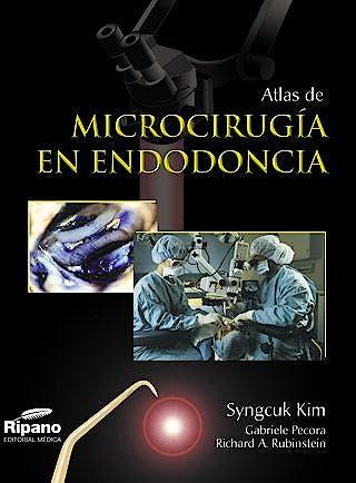 Portada del libro 9788493675639 Atlas de Microcirugía en Endodoncia