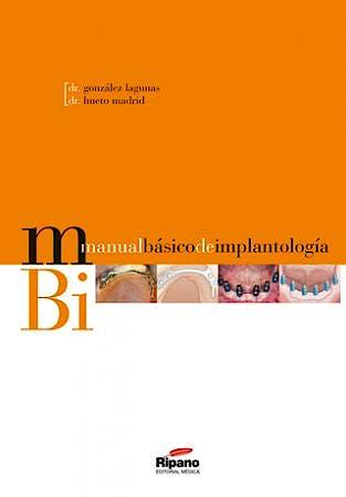Portada del libro 9788493675660 Manual Basico de Implantologia