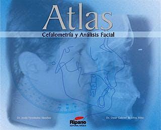 Portada del libro 9788493675677 Atlas de Cefalometria y Analisis Facial