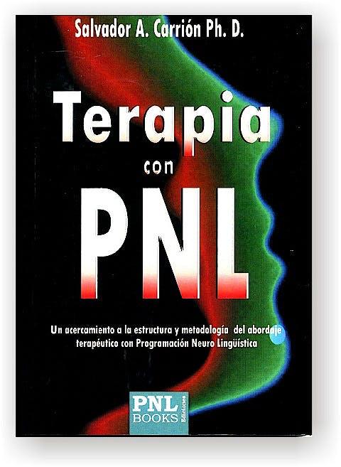 Portada del libro 9788493688219 Terapia con Pnl