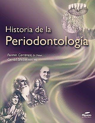 Portada del libro 9788493723811 Historia de la Periodoncia