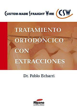 Portada del libro 9788493723835 Tratamiento Ortodoncico con Extracciones