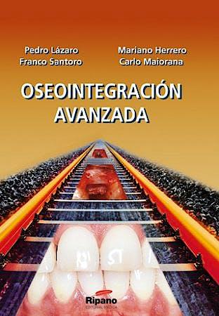 Portada del libro 9788493723880 Oseointegracion Avanzada