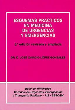 Portada del libro 9788493726201 Esquemas Prácticos en Medicina de Urgencias y Emergencias