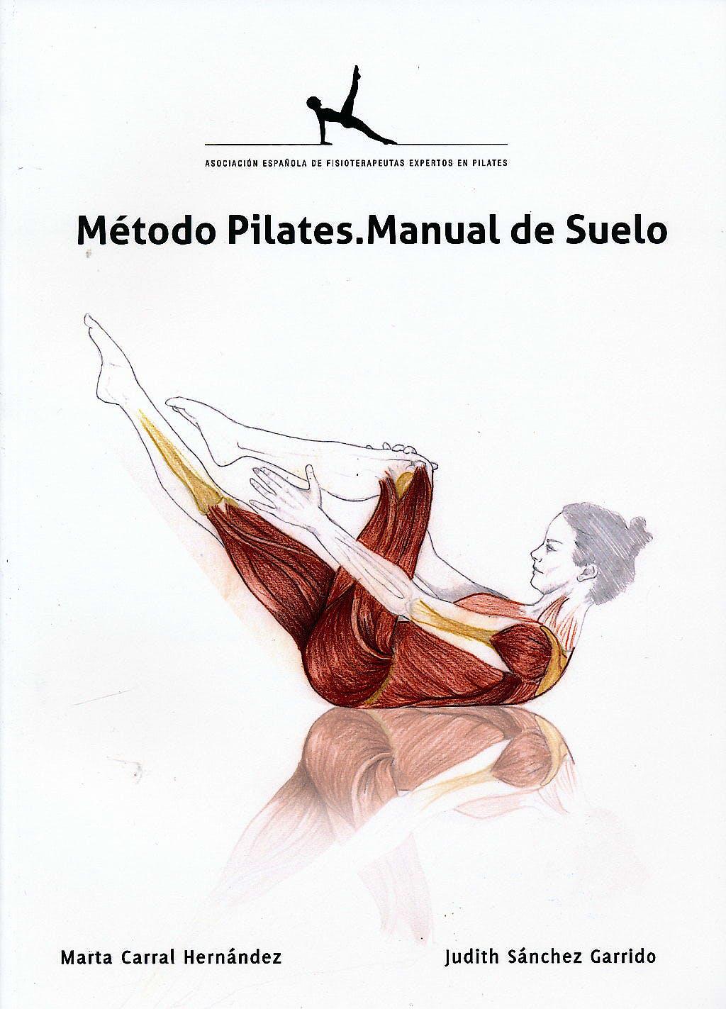 Portada del libro 9788493995003 Método Pilates. Manual de Suelo