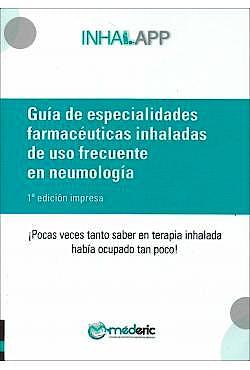 Portada del libro 9788494012259 INHALAPP Guía de Especialidades Farmacéuticas Inhaladas de Uso Frecuente en Neumología (Libro + Acceso Electrónico)
