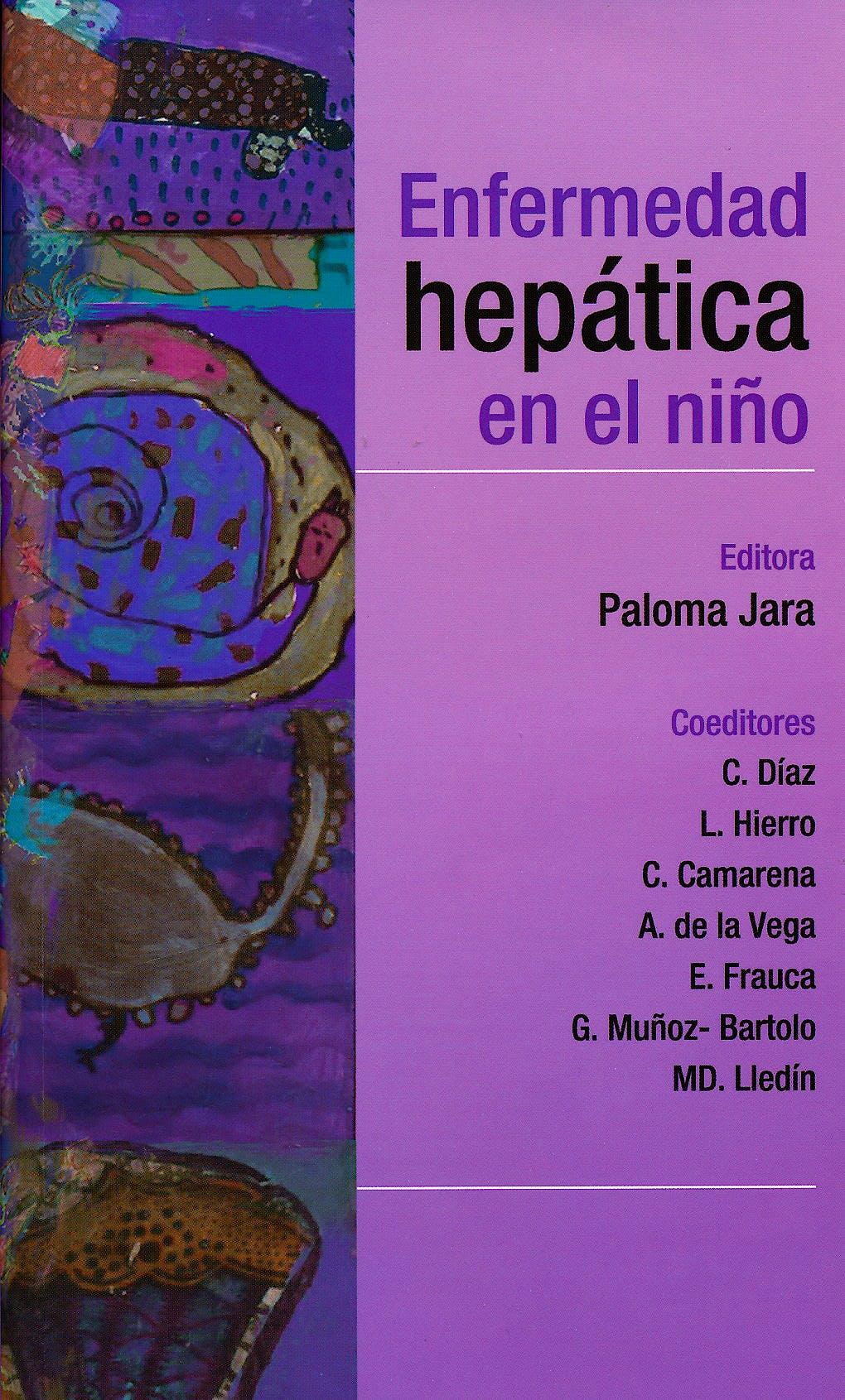 Portada del libro 9788494045004 Enfermedad Hepática en el Niño