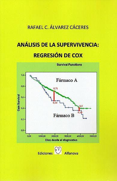 Portada del libro 9788494048777 Analisis de la Supervivencia: Regresion de Cox
