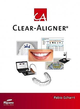 Portada del libro 9788494055409 Clear Aligner