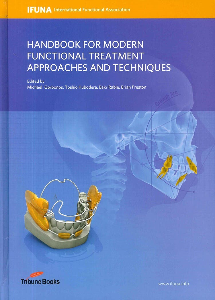 Portada del libro 9788494055478 Handbook for Modern Functional Treatment Approaches and Techniques