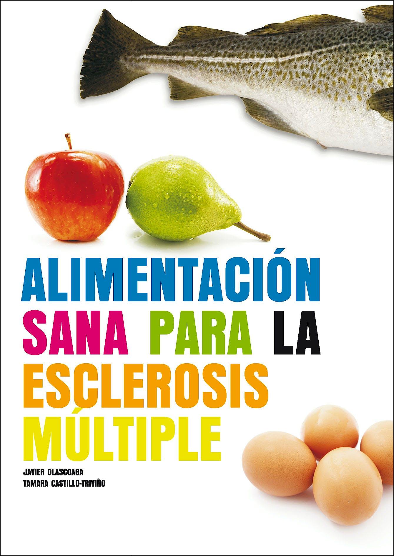 Portada del libro 9788494080807 Alimentación Sana para la Esclerosis Múltiple