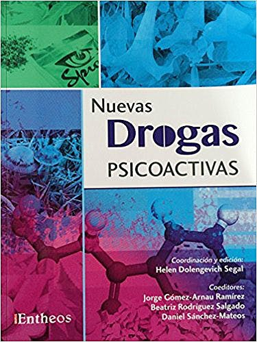 Portada del libro 9788494082474 Nuevas Drogas Psicoactivas
