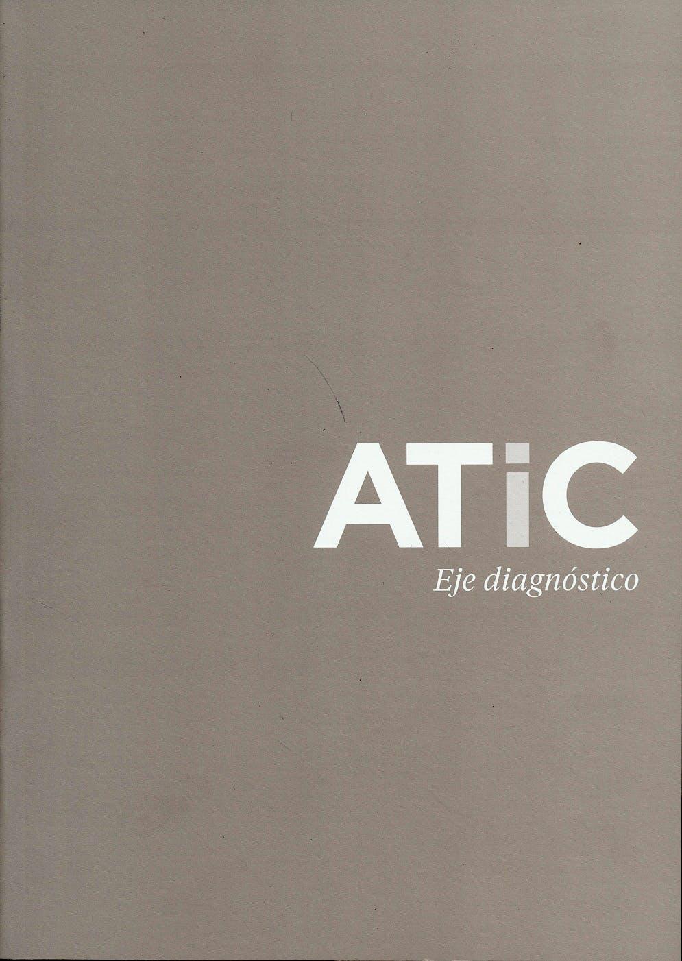 Portada del libro 9788494083136 ATIC. Eje Diagnóstico