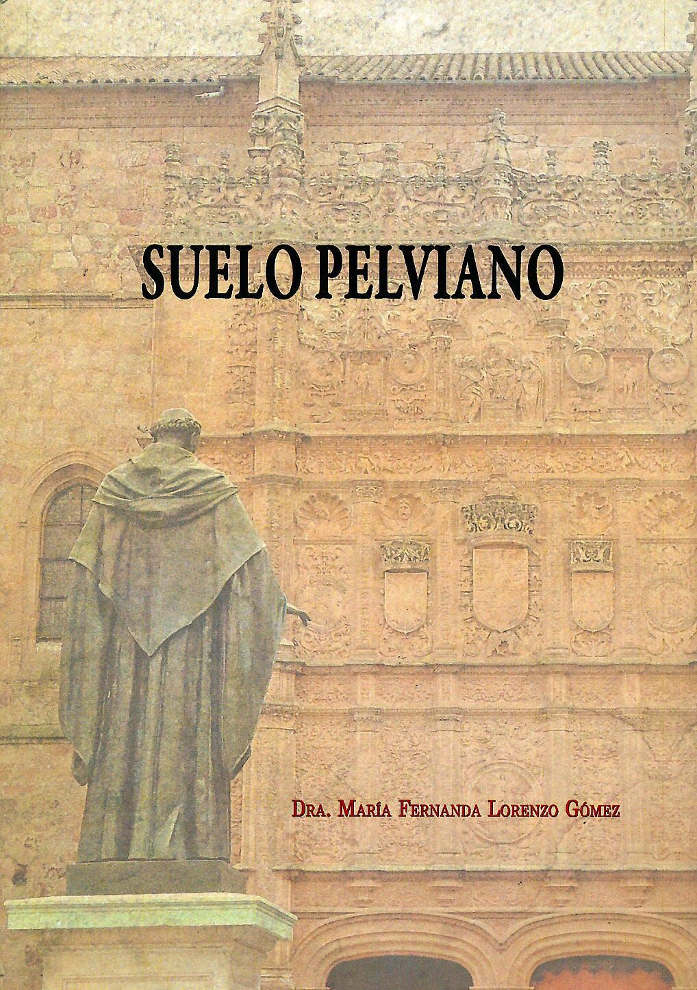 Portada del libro 9788494088599 Suelo Pelviano