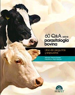 Portada del libro 9788494101458 60 Q&A sobre Parasitologia Bovina