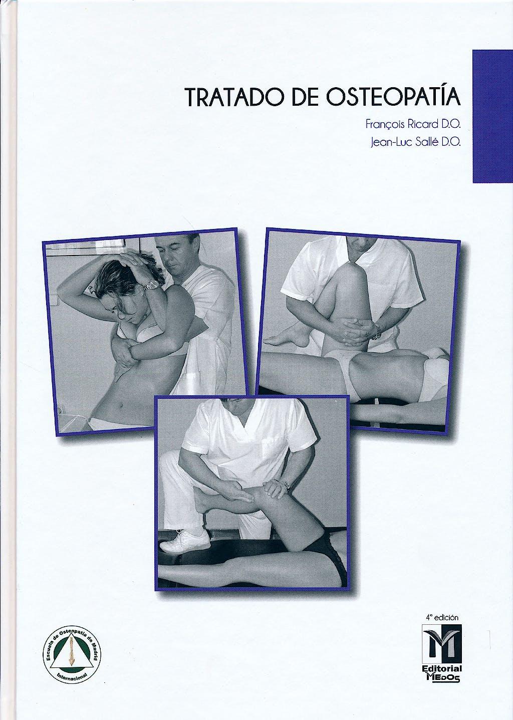 Portada del libro 9788494112287 Tratado de Osteopatía