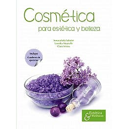 Portada del libro 9788494120671 Cosmética Para Estética y Belleza