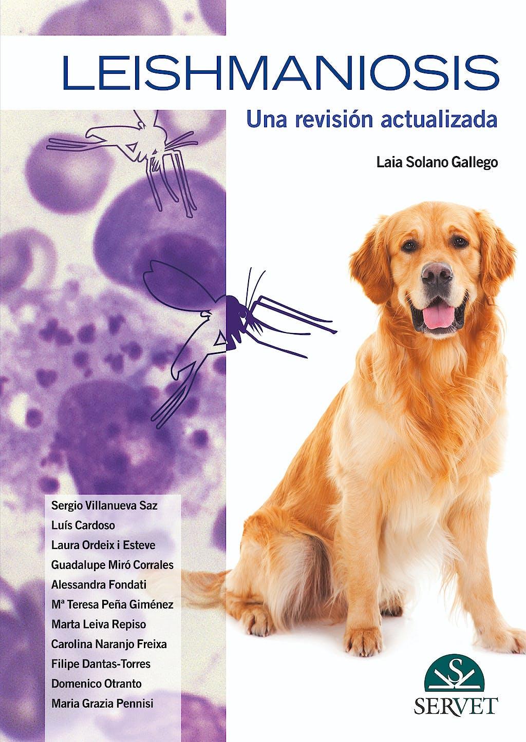 Portada del libro 9788494138911 Leishmaniosis. una Revision Actualizada